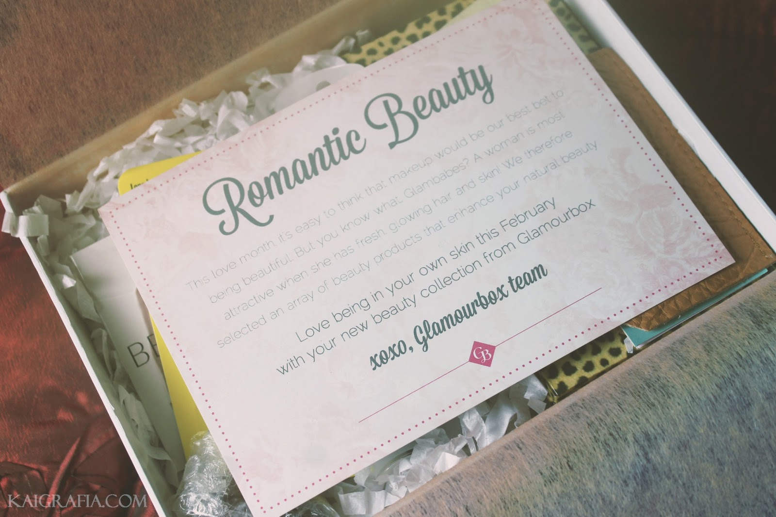 GlamourBox Philippines Beauty Products