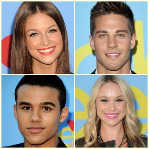 Glee stars Jacob Artist, Melissa Benoist, Becca Tobin and Dean Geyer to grace Coca-Cola product launch in TriNoma this June 8