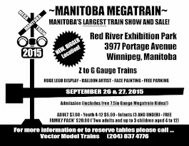 MANITOBA MEGA TRAIN SHOW