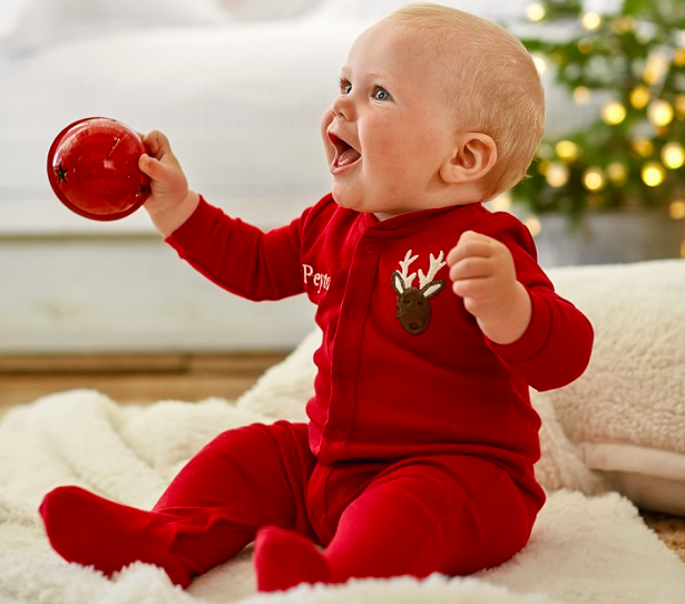 5 Tips For Celebrating Baby's First Christmas