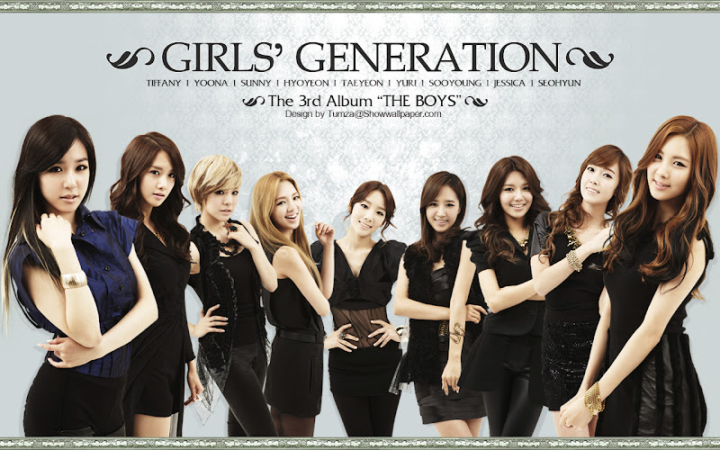 Girls Generation - Koleksi Wajah Manis Blogspot
