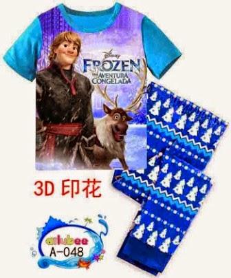 RM25 - Pyjama Frozen Boy