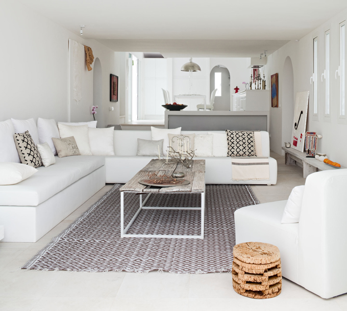 Le blog mademoiselle summer visits villa mandarina a perfect oasis to escape in summer - Mandarina home online ...