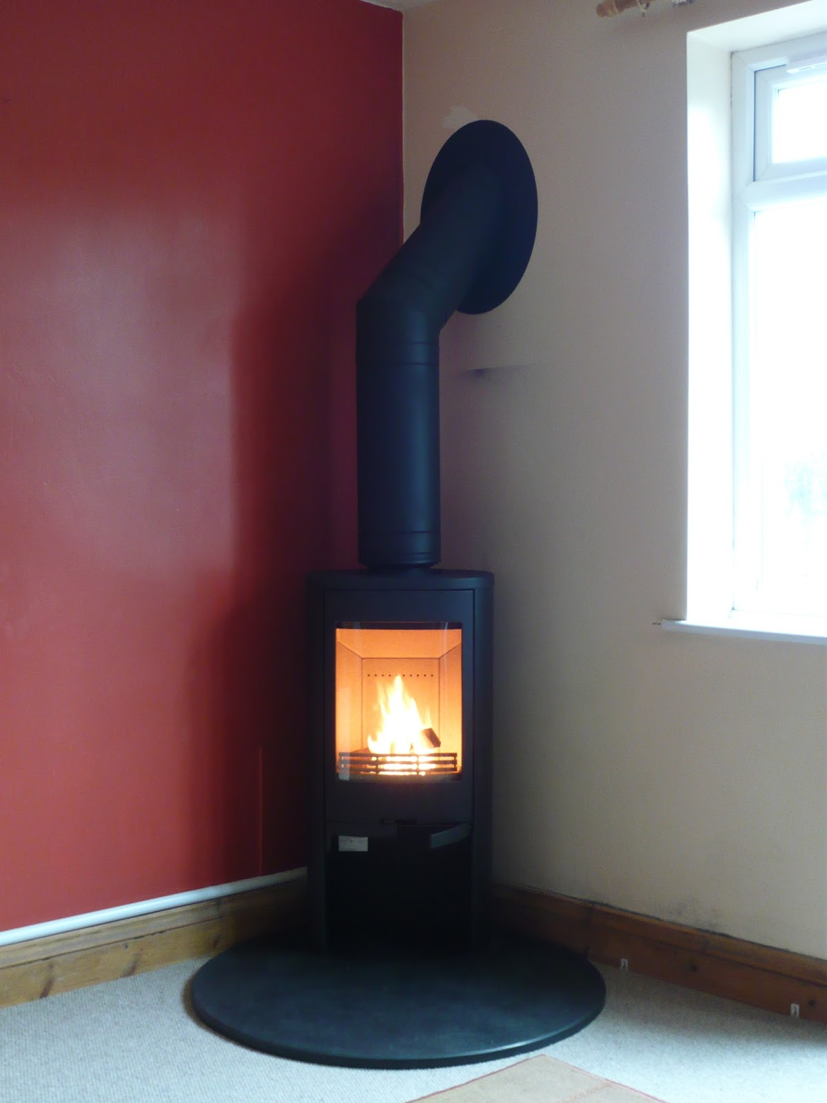 Redwood Stoves Ltd Cornwall New Stove Installs For May