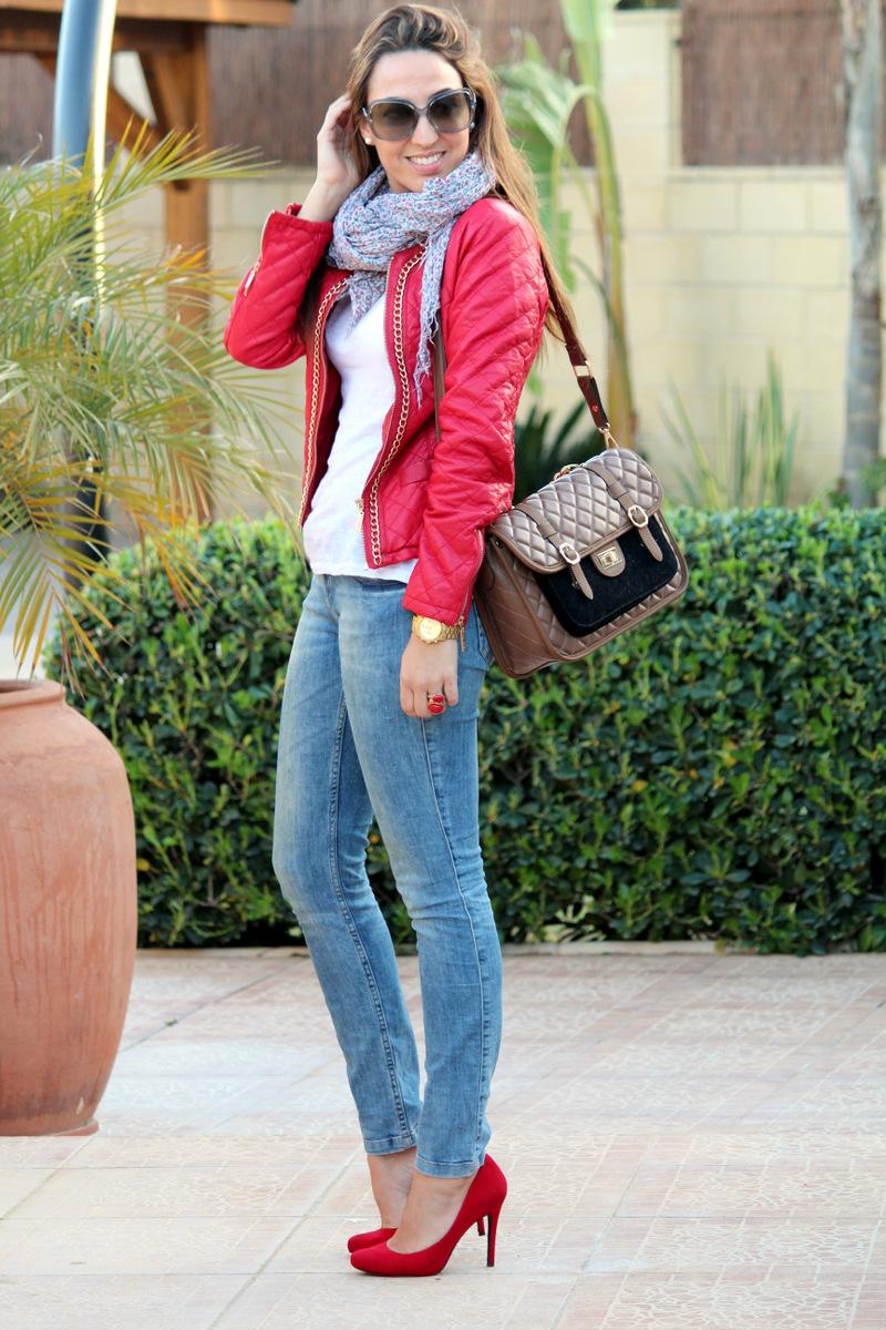 C sual look estilo stiletto by leticia p rez personal - Personal shopper alicante ...
