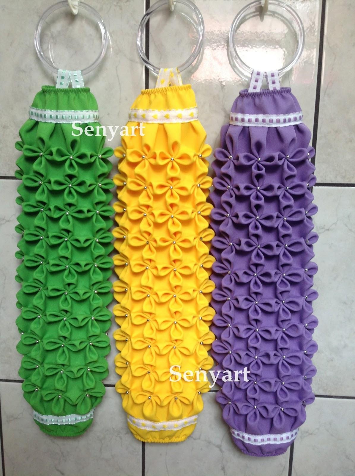 Juegos De Baño Drapeados:cores, verde,amarelo,lilas, puxa saco, capitone