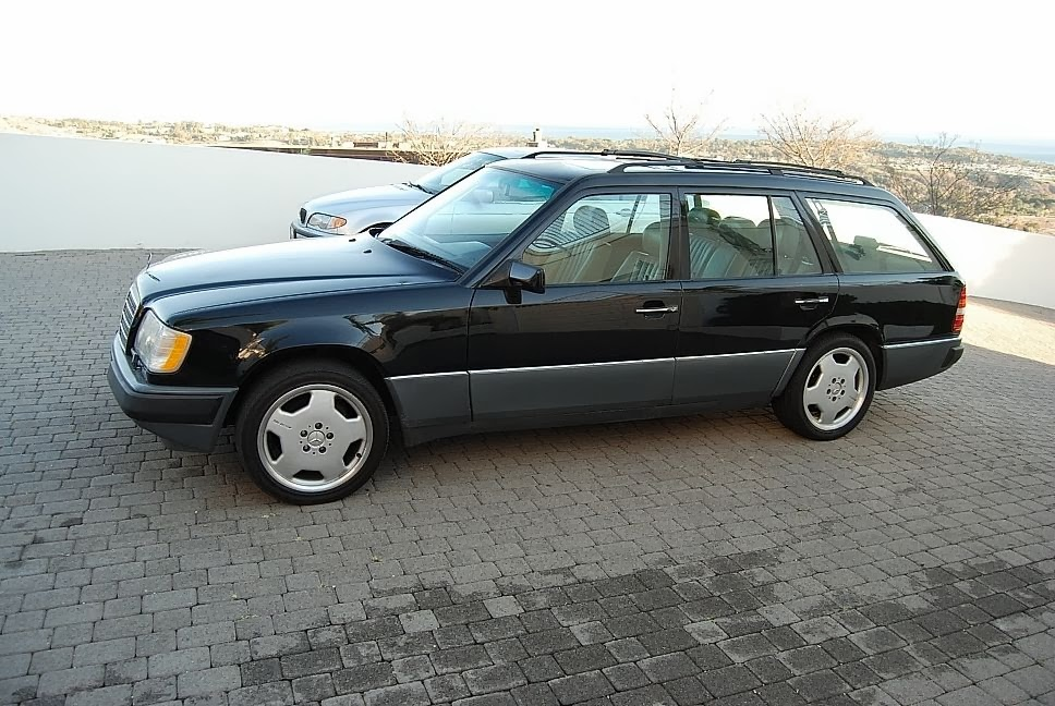 Just A Car Geek A Very Nice 1995 MercedesBenz E320 Wagon