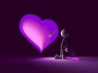 Paint Purple Love