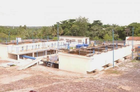 SAAE paralisa fornecimento de água da ETA Volta Redonda para manutenção