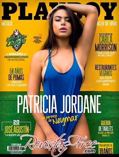 Playboy México - Patricia Jordane - Agosto 2014