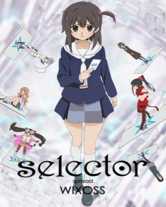 Selector Spread WIXOSS Episode 3