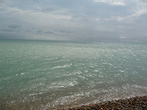 The Start: Samphire Hoe Beach