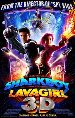 Assistir Online Filmes As Aventuras de Sharkboy e Lavagirl Dublado