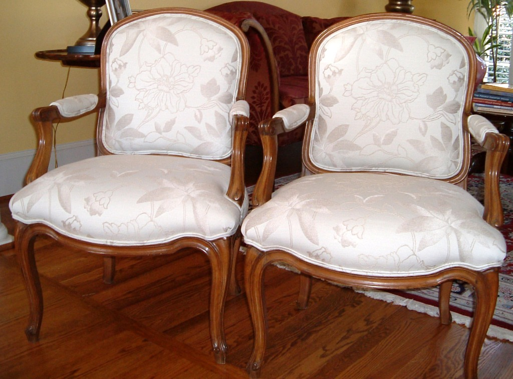 wydeven designs french furniture bergere and fauteuil chairs. Black Bedroom Furniture Sets. Home Design Ideas