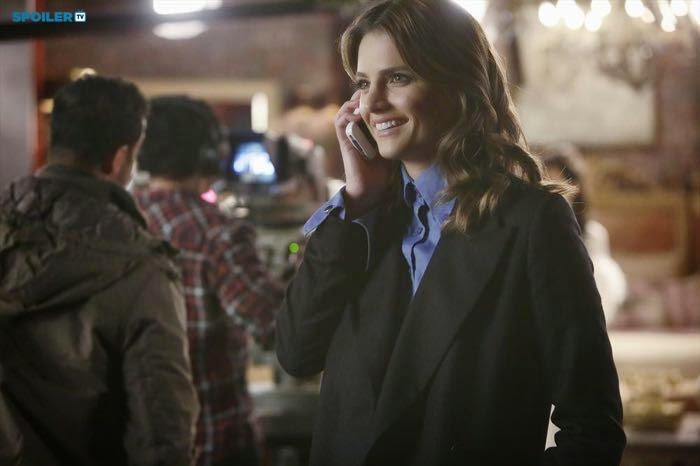POLL: What was the best scene in Castle - Private Eye, Caramba!