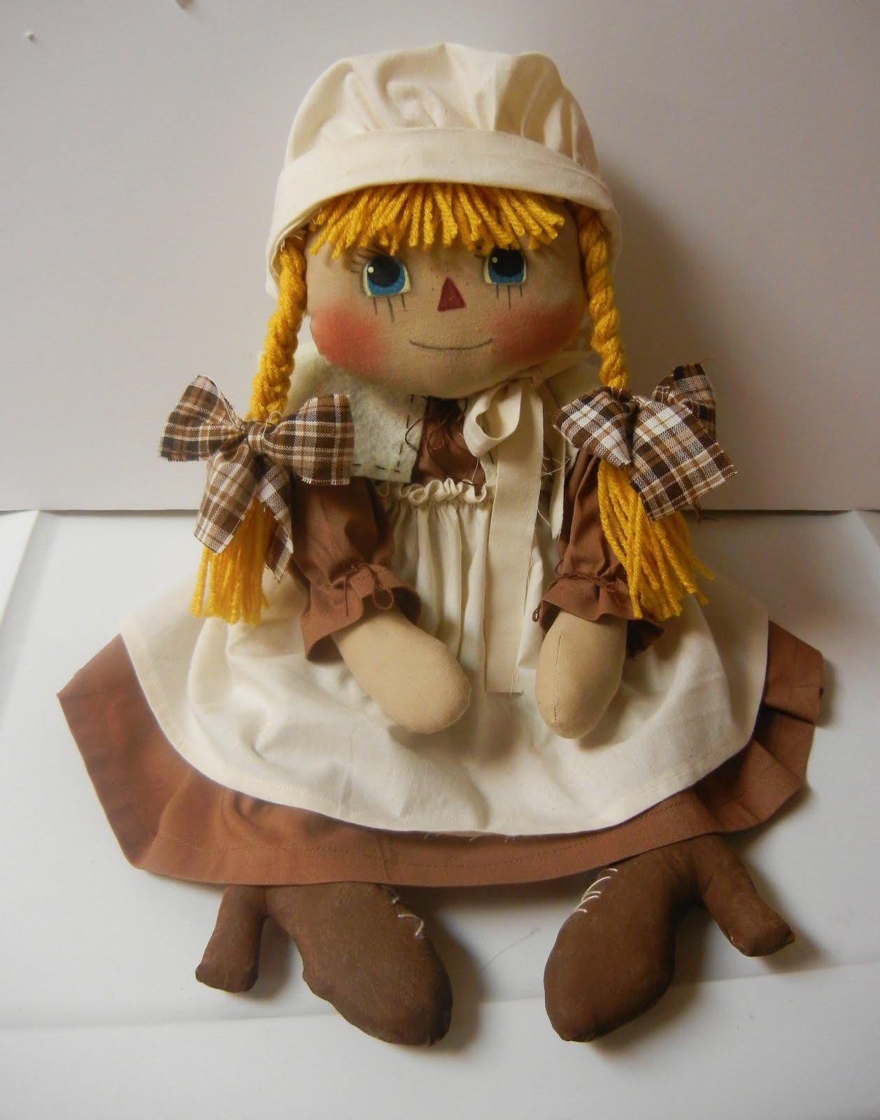 Pilgrim Doll 2015