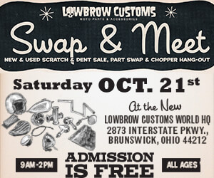 Lowbrow Swap & Meet