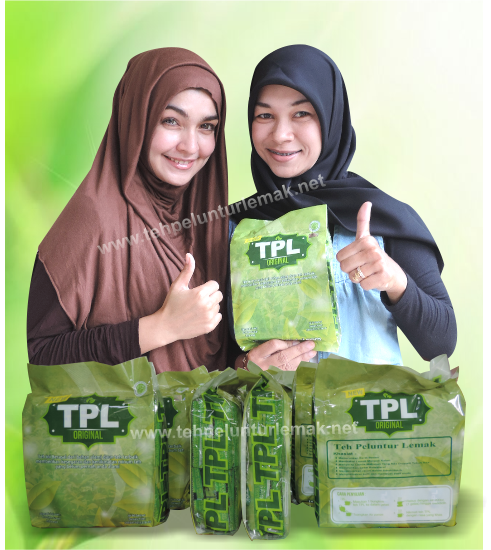 New TPL Teh Peluntur Lemak Original