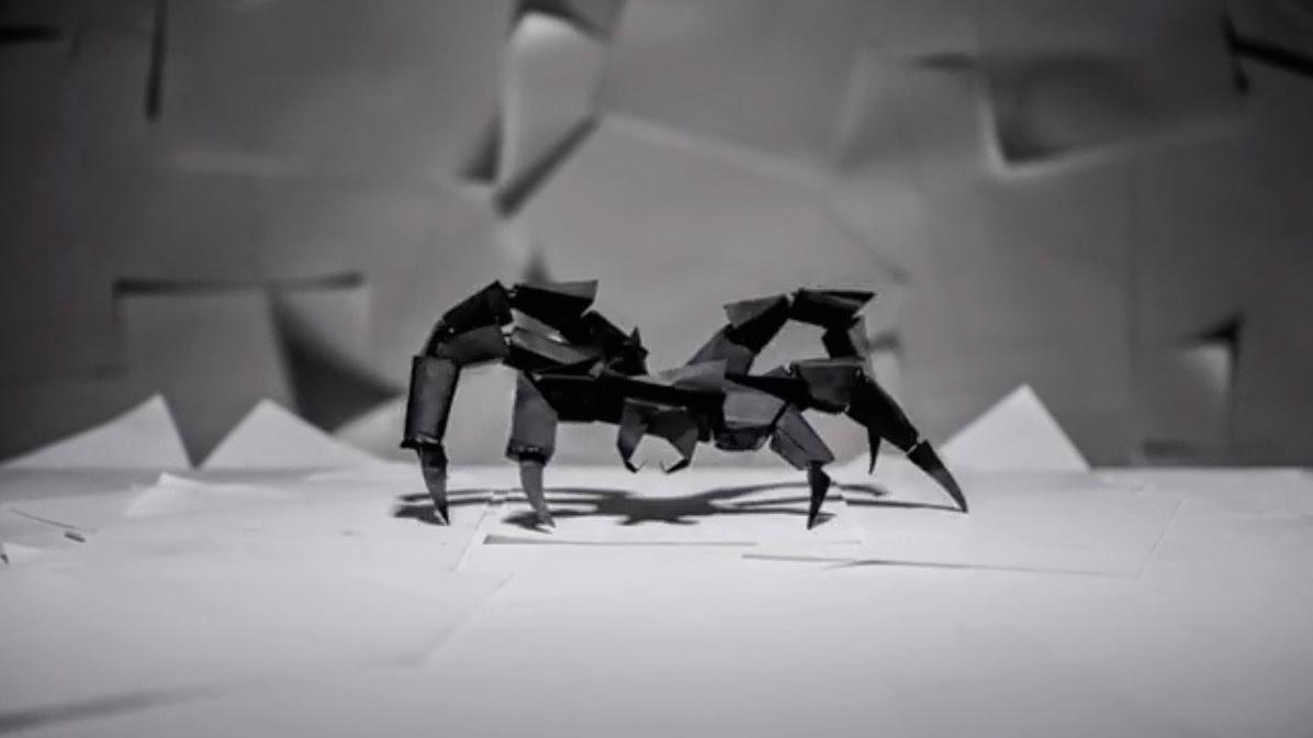 OTTO, una pieza de videoarte de Salvatore Murgia y Dario Imbrogno.
