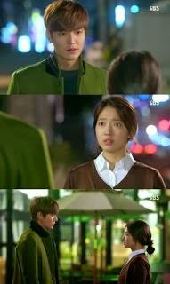 Serunya Episode 7 Film Drama Korea 'The Heirs', Kim Tan Berkata Kepada