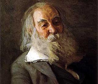 Walt Whitman, En el ojo del huracán, César Antonio Molina, Editorial Destino, Ralph Waldo Emerson, poesía, filosofía, literatura norteamericana,