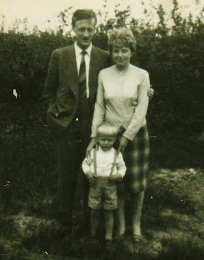 John Vivian Parry, Annie, Stephen John Parry