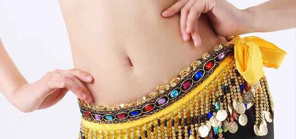 perut wanita perawan