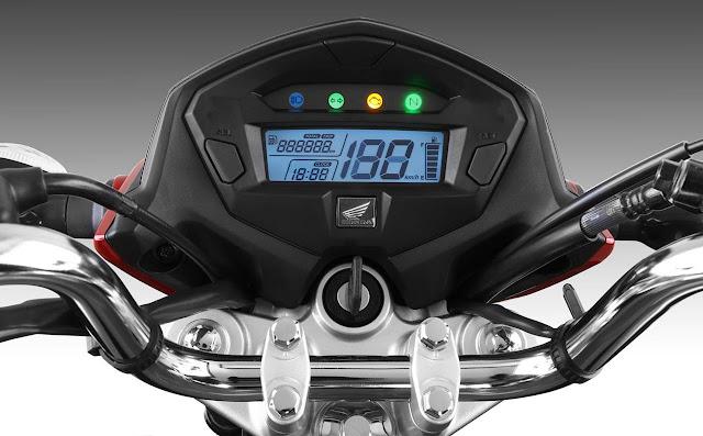 Honda CG 150 Titan Painel