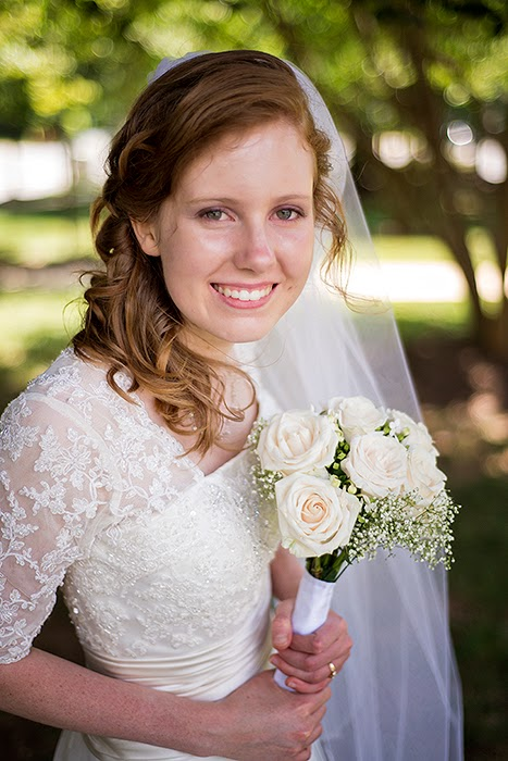 Falls Church Bridal Portrait