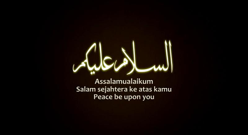 Faizal Tahir Assalamualaikum