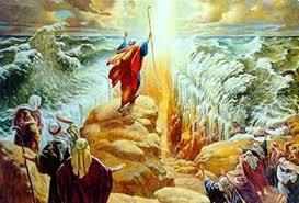 YAHWE Maha Kuasa - Membelah Laut Merah