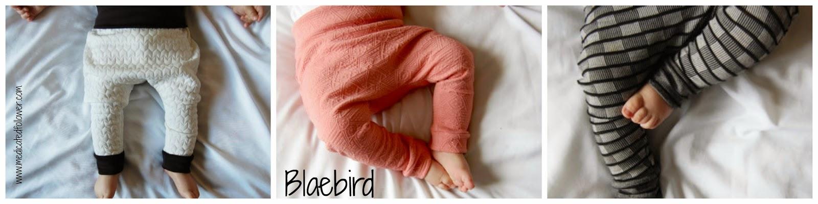Blaebird, kids fashion, baby harems