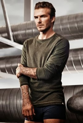 David Beckham Bodywear H&M ropa interior hombre primavera verano 2014