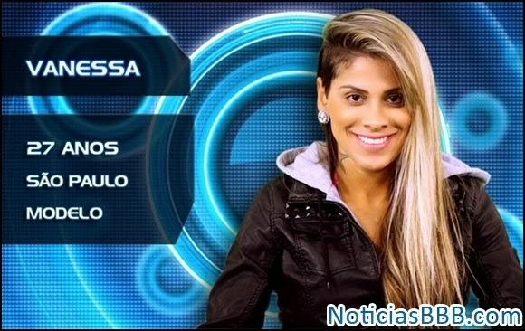 Vanessa Mesquita do BBB14 Fotos