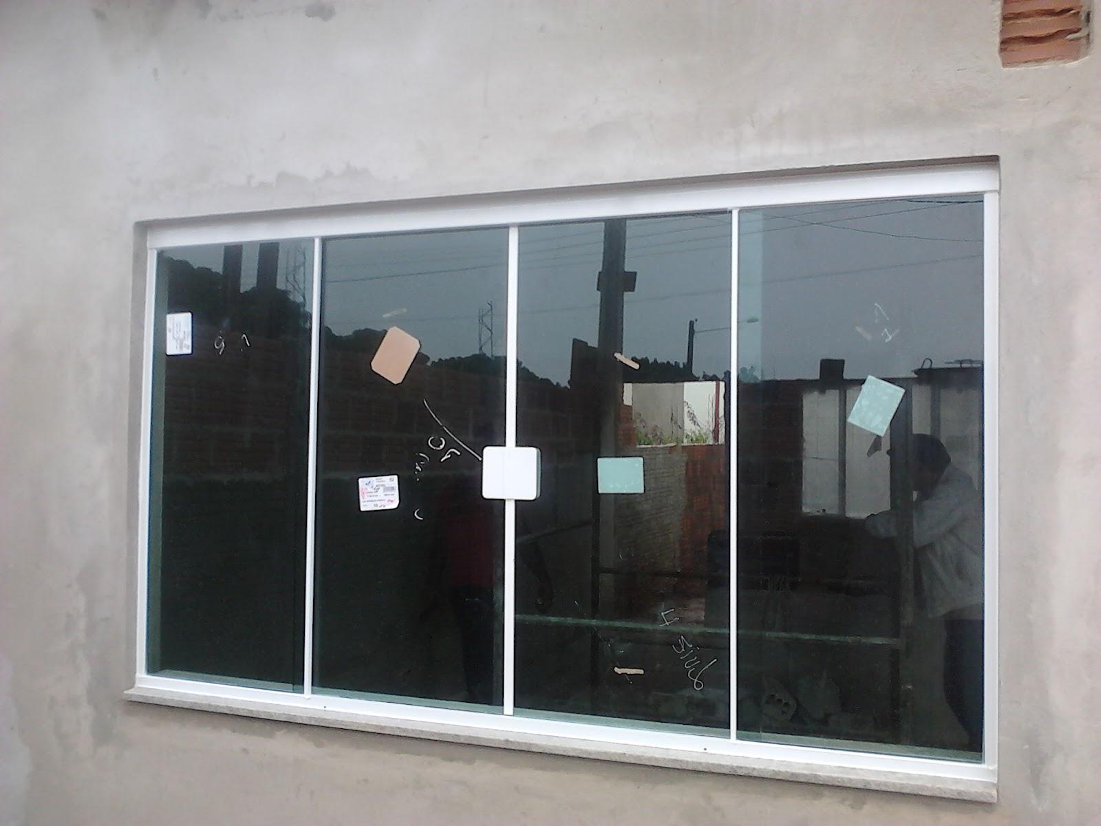 #775F4F FRANCO VIDROS TEMPERADOS: Obra em Ourinhos  848 Manutenção Em Janelas De Aluminio Em Bh