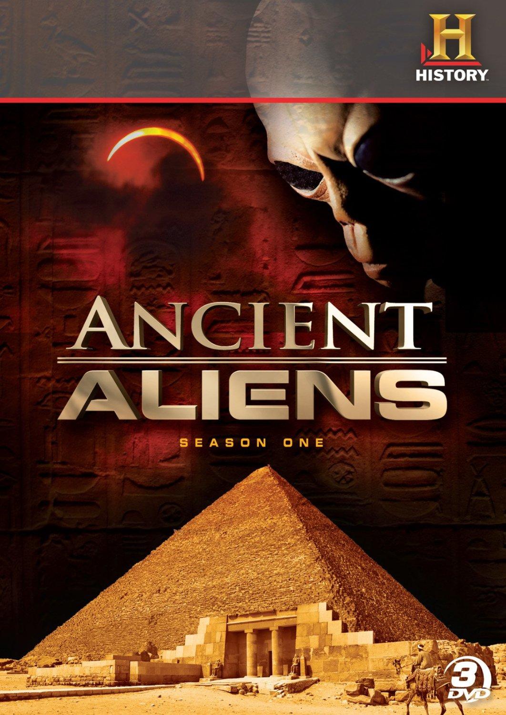 Poster phim Người ngoài hành tinh cổ đại - Phần 1