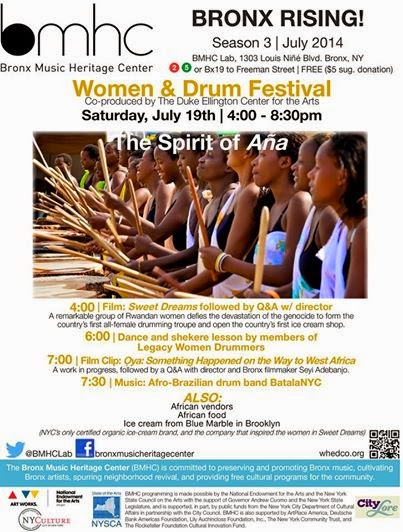 The FICKLIN MEDIA GROUP,LLC: Women and Drum Festival