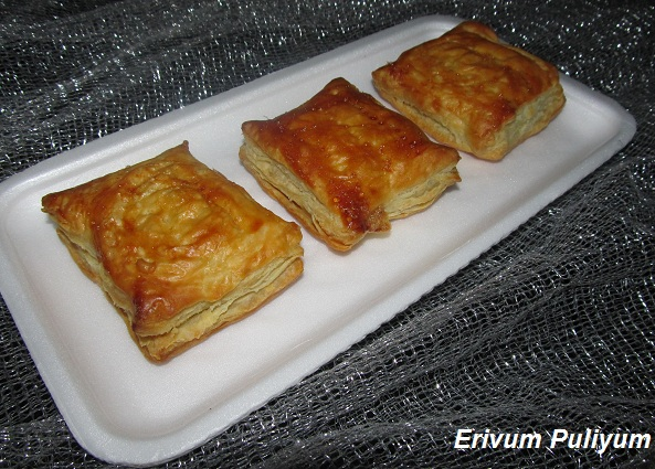 ... : My First Guest Post -Chicken Tikka & Apple Cinnamon Toaster Strudel