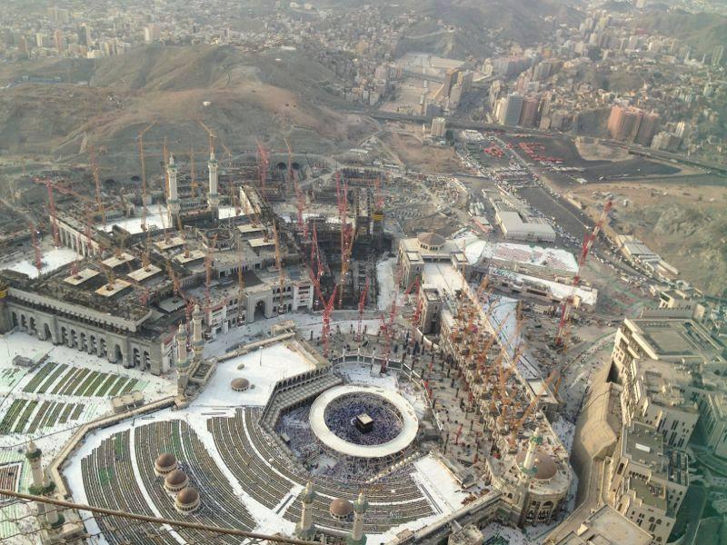 Pembangunan Masjidil Haram Terbaru | Gema Shafa Marwa