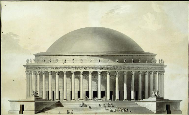 Totum revolutum ut picos y visionarios la arquitectura de boull e ledoux y lequeu i - Bibliotheques ontwerp ...