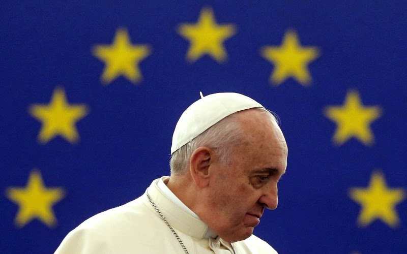 Evangelical, Missionary Pope Francis Calls Europe to Return to Jesus Christ and Christian Roots