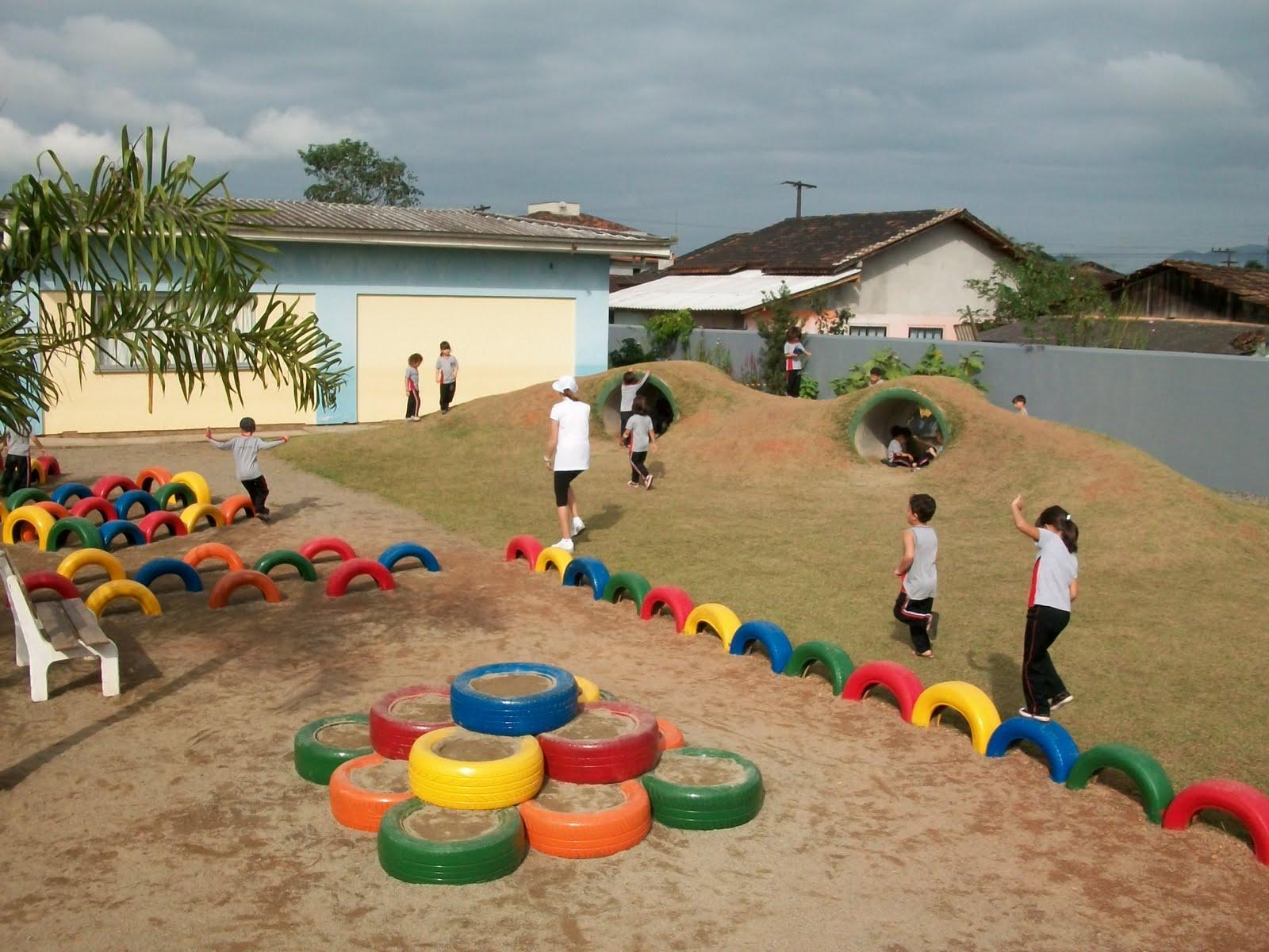 Fabuloso Centro de Educação Infantil Municipal Raio de Sol I: A  VP29