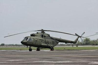 Kronologi Jatuhnya Helikopter MI-17 Milik TNI AD
