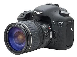 Daftar Harga Kamera DSLR Canon Terbaru 2013 Lengkap