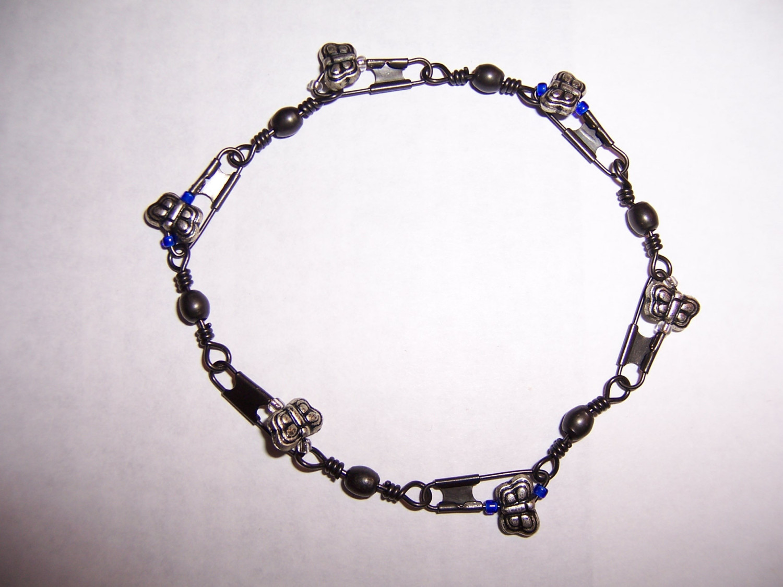Bracelet Mold Galleries Bracelet Made From Fishing Swivels