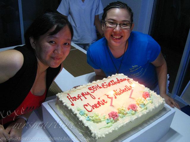 Celebrating Birthday Pinoy Henyo Style 2011 MrsMartinezs Raves