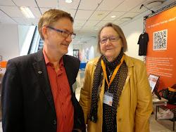 Marit Paulsen har gjort mest för djurskyddet i Europa