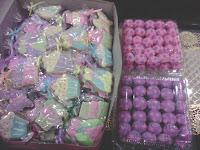 Fancy Cookies dan Apam Polkadot - Linda, Bkt Gantang, Taiping, Perak.