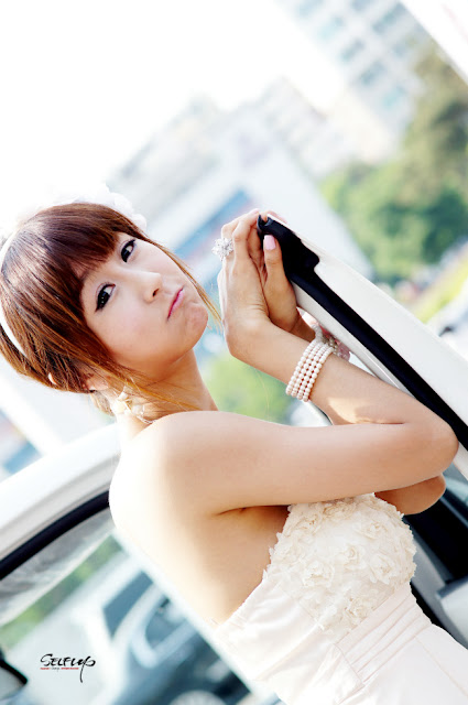 3 Seo Yoon Ah for Nissan Cube-very cute asian girl-girlcute4u.blogspot.com