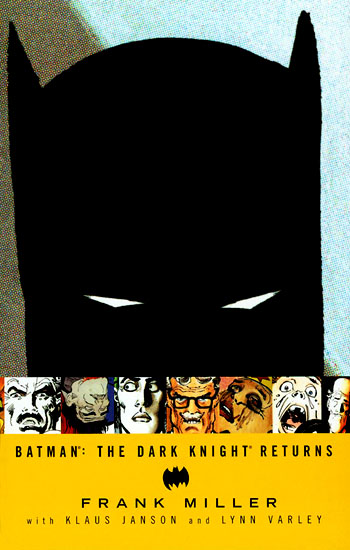 the imaginings of a creative writer batman the dark knight returns is batman the dark knight returns a successful novel